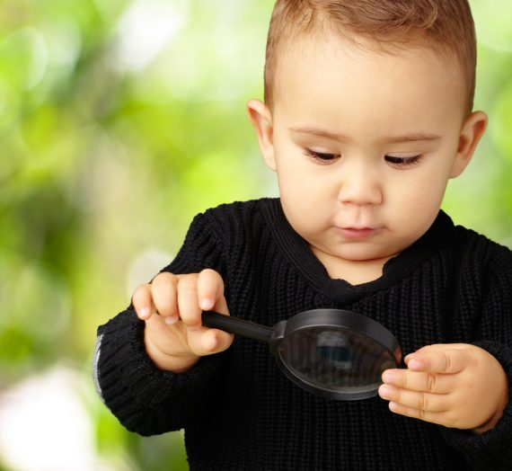 Outdoor and Nature Scavenger Hunt Games for Toddlers